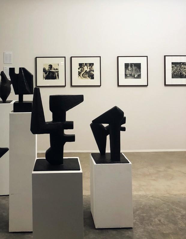colunas gemada semana de arte (Foto:  )
