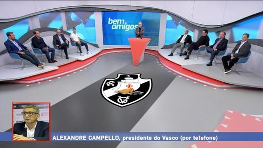 Ao Bem, Amigos!, presidentes de Fluminense e Vasco fecham portas para acordo pelo Maracanã