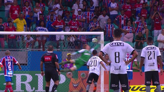 Bahia x Botafogo - Campeonato Brasileiro 2018 - globoesporte.com