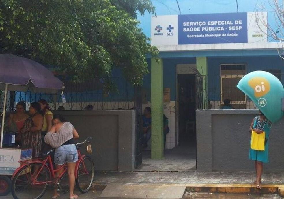 Doses da vacina foram furtadas em posto de saúde da cidade de Canindé — Foto: PMC/Reprodução