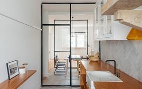 6 projetos para otimizar pequenos espaços