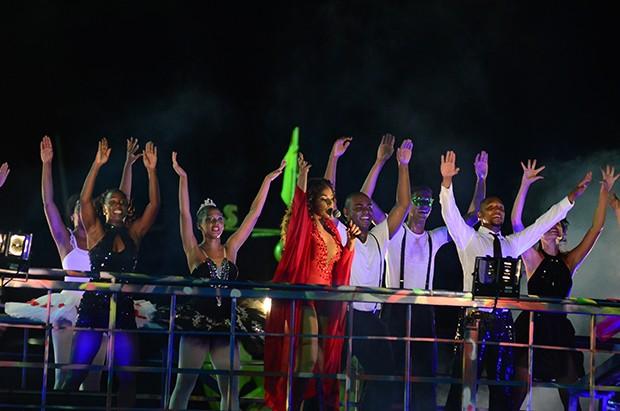 Daniela Mercury (Foto:  Webert Belicio / Ag News )