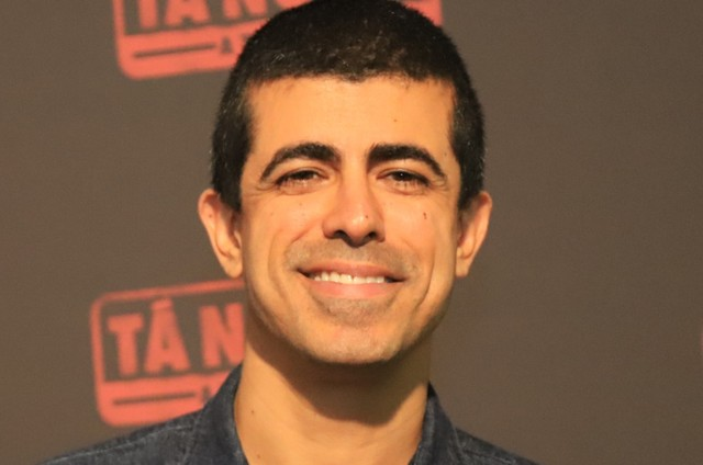 Marcius Melhem (Foto: Paulo Belote/TV Globo)