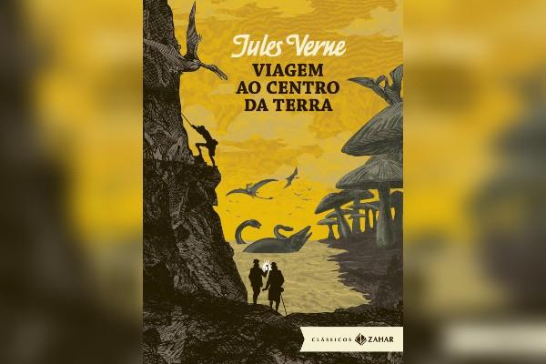 'Viagem ao centro da Terra', de Julio Verne