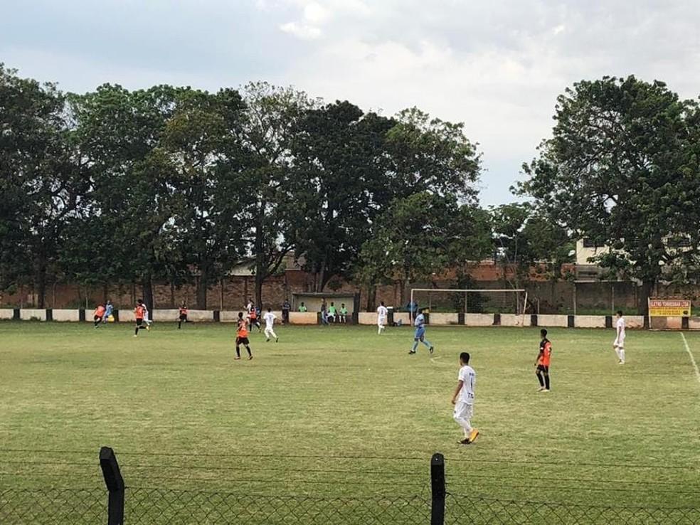 ... Nacional de Uberaba venceu e acabou na ponta da primeira fase da Copa  Regional — Foto 441177318afeb