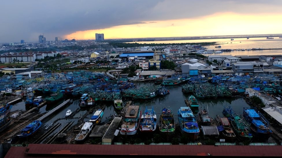 A megacidade que está afundando e pode ficar submersa em três décadas