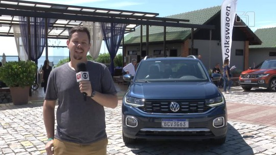 Volkswagen T-Cross: primeiras impressões