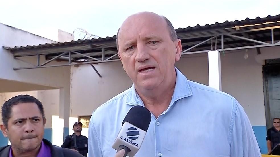 Ex-ministro diz que nunca foi chamado para depor — Foto: TVCA/Reprodução