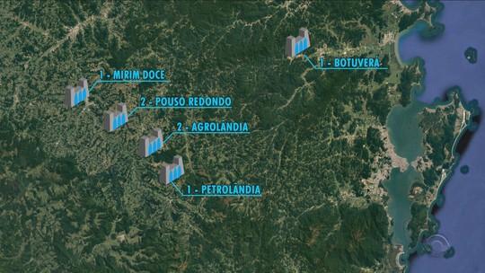 Construção de novas barragens gera polêmica no Vale do Itajaí