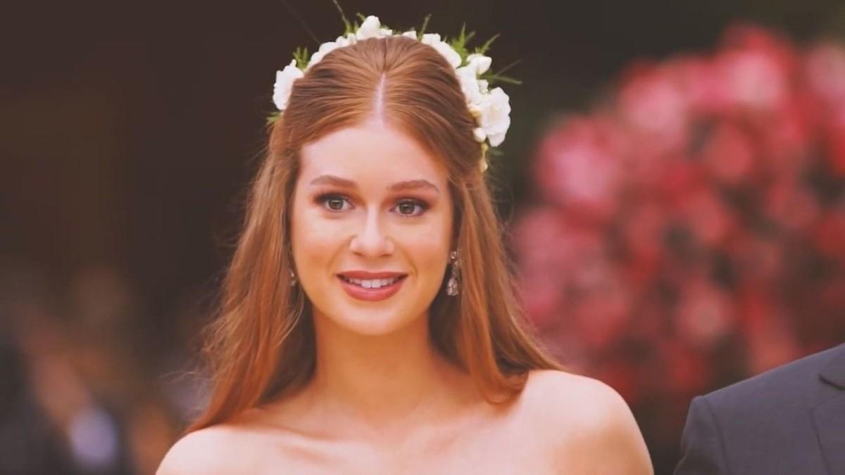 Vídeo oficial revela bastidores do casamento de Marina Ruy Barbosa e Alexandre Negrão; assista