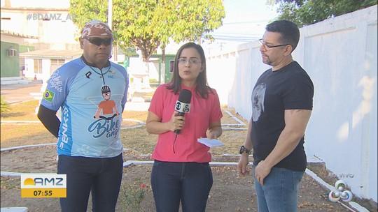 Ciclistas vão se reunir para mais uma edição do Pedal da Paz, em Macapá