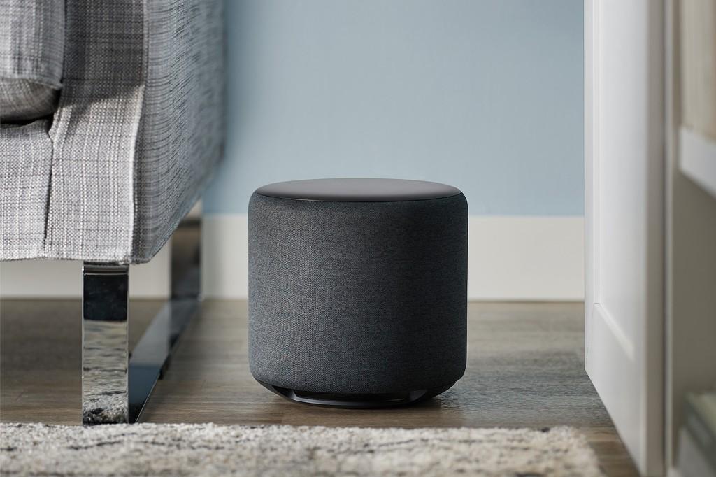Amazon lança nova linha de produtos controlados por voz