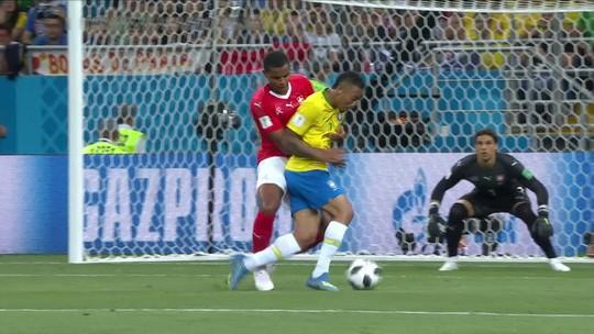 E se fosse a Argentina? Arnaldo diz que faltou pressão da Seleção por VAR após gol da Suíça