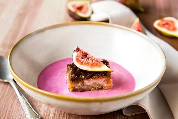 Crumble de figo: aprenda sobremesa crocante e irresistível (Foto: Divulgação)