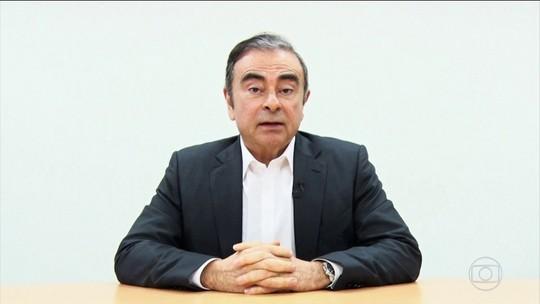 Justiça do Japão apresenta nova acusação, e Ghosn continua preso