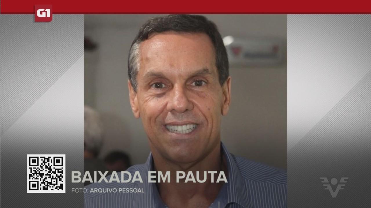 G1 em 1 Minuto - Santos: Home office ajuda a alavancar setor da construção civil