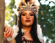 """""""Após abusos e casamento forçado, me tornei uma arquiteta indígena na cidade grande'"""