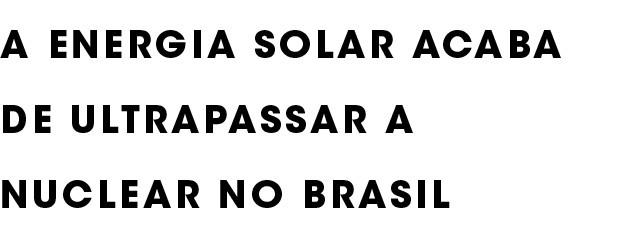 Energia (Foto: Divulgacão)