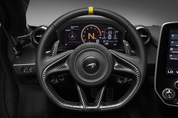 McLaren Senna Carbon Theme (Foto: Divulgação)