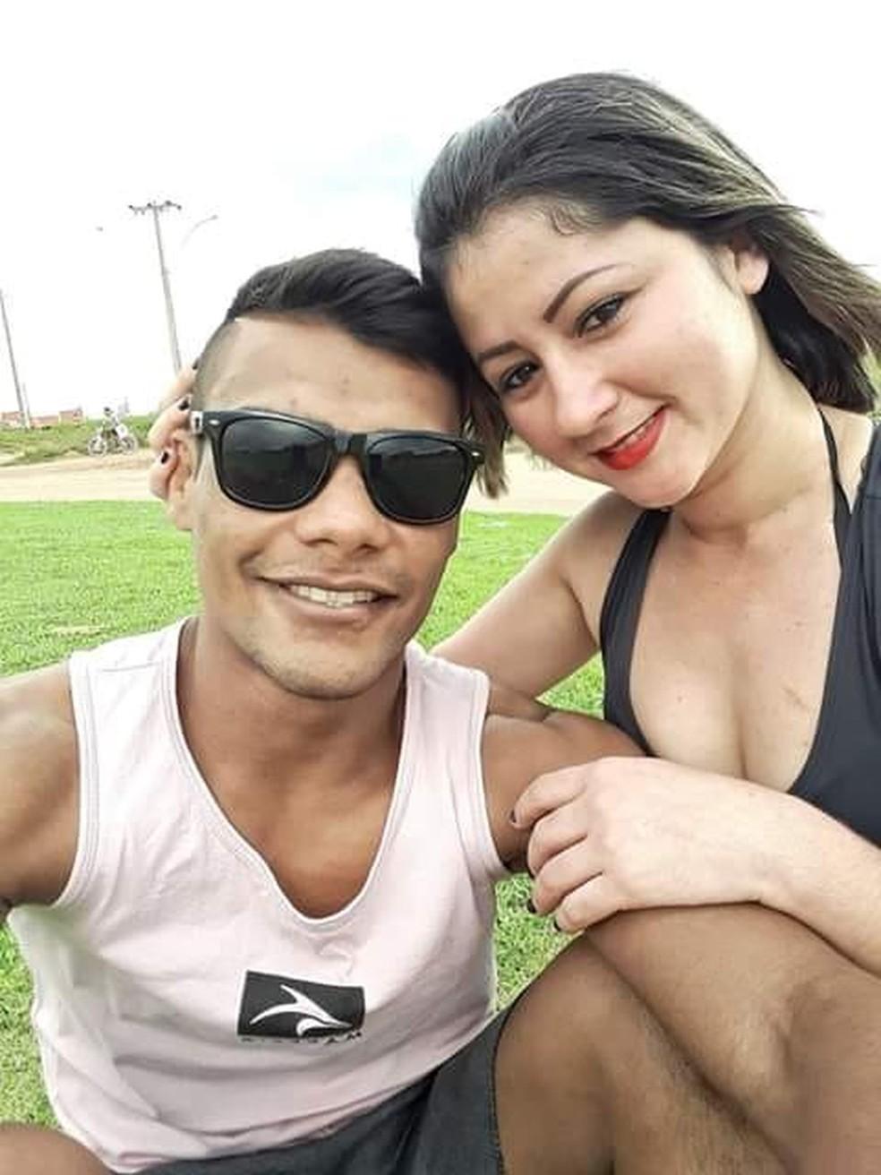 Tieli Alves, namorador do lutador de UFC Raulian Paiva, foi atropelada e morta em Santana — Foto: Reprodução/Facebook