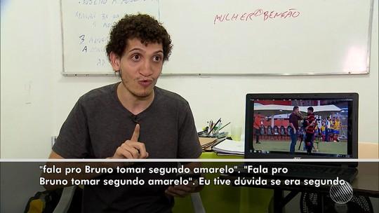 Novo especialista em leitura labial esclarece conversa de Mancini com jogador do Vitória