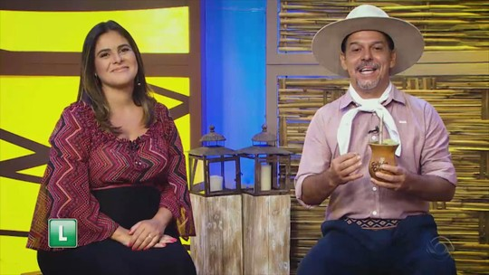 Artistas vencedores do concurso Melhores do Ano recebem homenagem no 'Galpão Crioulo'