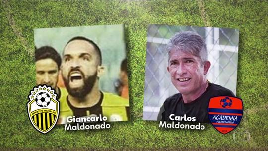 Pai e filho, que já marcaram contra o Brasil, se enfrentam em Campeonato Venezuelano