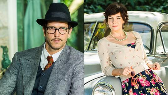 'Cidade Proibida': conheça os personagens de Vladimir Brichta e Regiane Alves