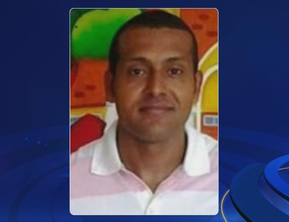 André Luís Ferro da Silva tinha 37 anos  (Foto: Reprodução/TV TEM)