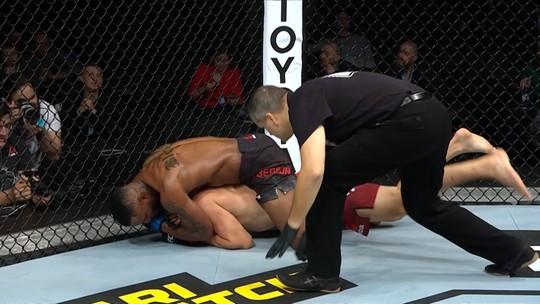 Melhores Momentos de Roman Kopylov x Karl Roberson no UFC Moscou