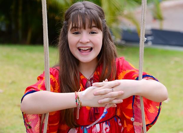 Sophia Valverde é a protagonista de As Aventuras de Poliana (Foto  Lourival  Ribeiro  002d85c891