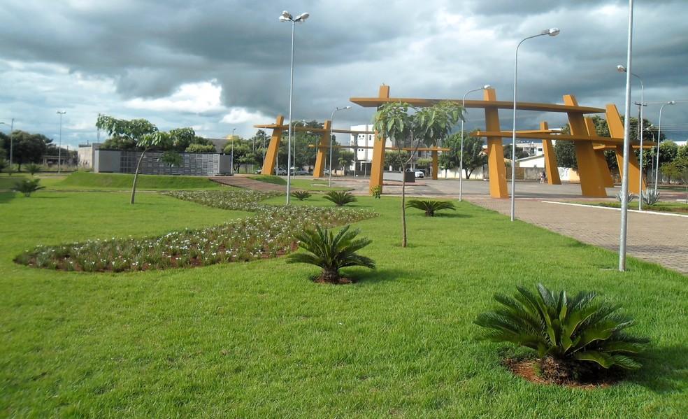 Prefeito liberou algumas atividades em Tangará da Serra — Foto: Prefeitura de Tangará da Serra/Assessoria