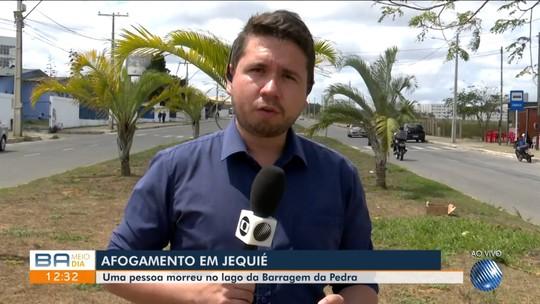 Homem morre afogado no Lago da Barragem da Pedra, em Jequié, sul do estado