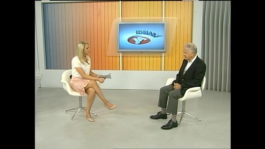 JA Ideias: presidente da Embrapa visita Pelotas