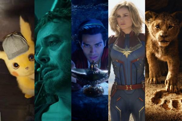 Os filmes mais aguardados de 2019 (Foto: Divulgação/Reprodução)