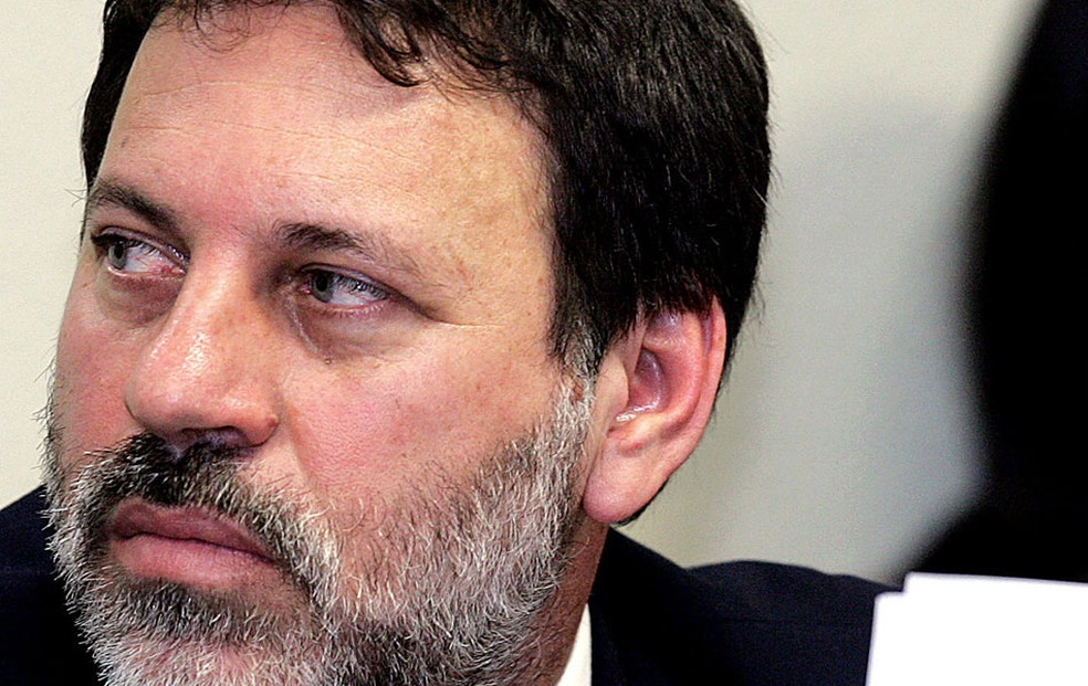 Delúbio Soares pede transferência de presídio e mudança no entendimento sobre o requisito para progressão de pena — Foto: Evaristo Sá/AFP