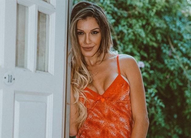 Tatiele Poyana (Foto: Reprodução / Instagram)