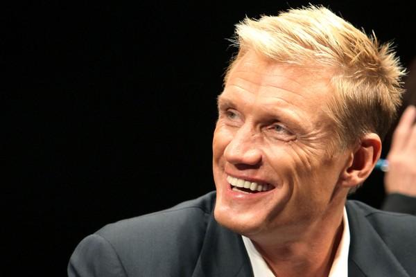 Em Creed 2, Dolph Lundgren volta a interpretar o frio lutador Ivan Drago (Foto: Getty Images)