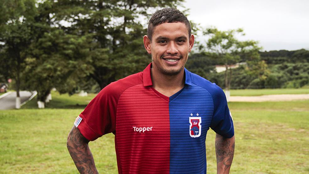 Paraná anuncia contratação de meia com passagem pelo Flamengo e ... 6e4e50f0c70a4