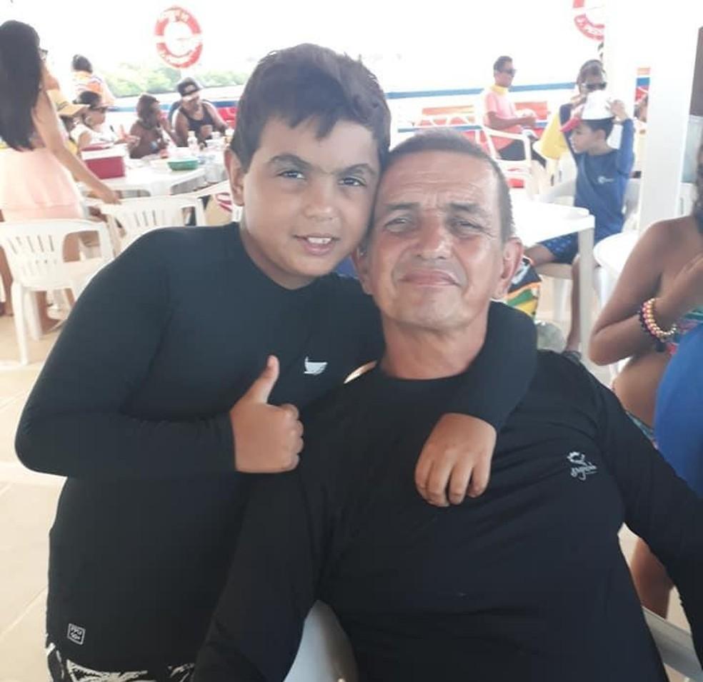Marco, de 57 anos, morreu por Covid-19, na Paraíba — Foto: Silvana Cunha/Arquivo Pessoal