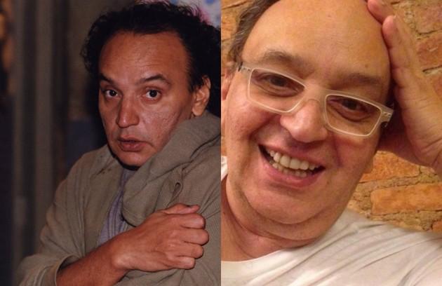 Cacá Carvalho viveu Jamanta e ficou famoso pelo bordão 'Jamanta não morreu'. O ator voltará ao ar na série 'Cine Holliúdy' (Foto: TV Globo)