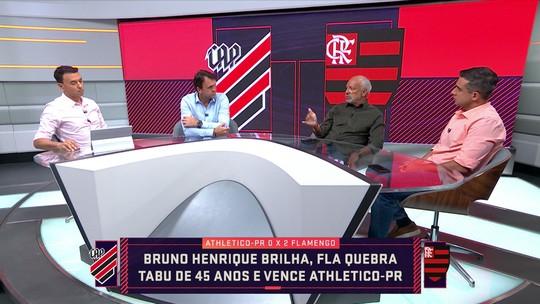 """Rizek: """"Se o Flamengo não ganhar o Brasileiro, será a maior zebra dos pontos corridos"""""""