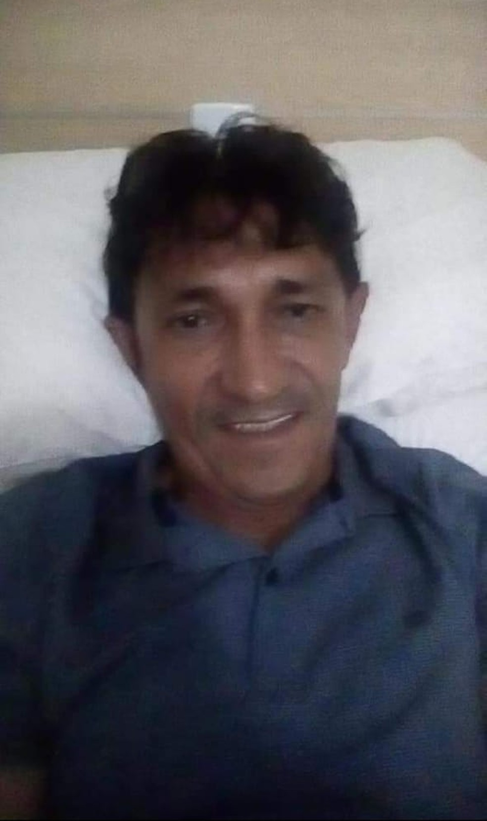 Luiz Américo foi morto a facadas na noite desta segunda-feira (21), em Caicó. — Foto: Cedida