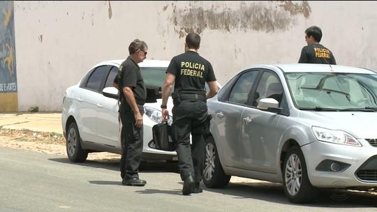PF deflagra 4ª etapa da Operação Andaime na Paraíba e no Ceará