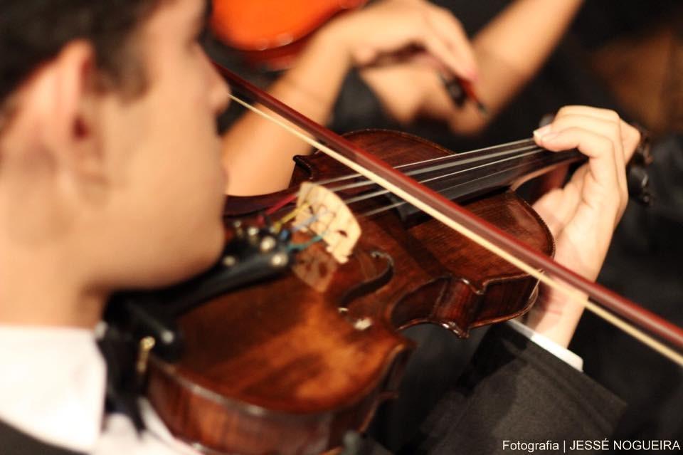 Orquestra Villa Lobos faz apresentações com temas de filmes em Porto Velho  - Notícias - Plantão Diário