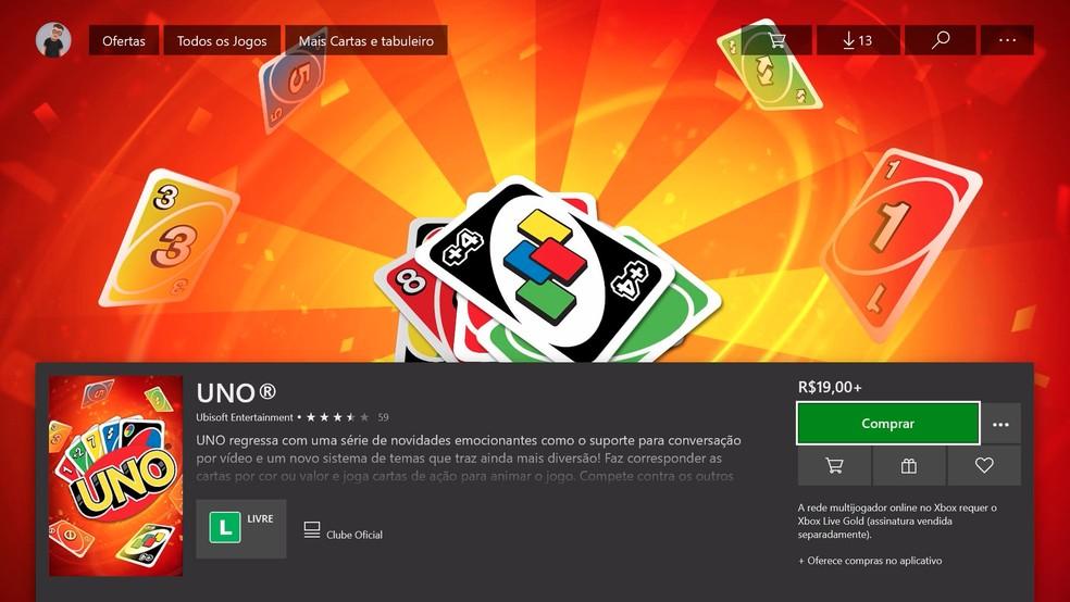 Como Jogar Uno Online No Pc Celular E Console Jogos De Tabuleiros Techtudo