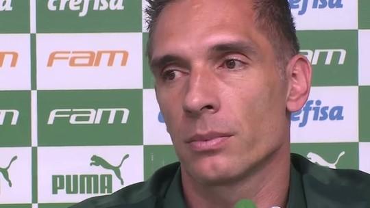 Fernando Prass se despede do Palmeiras e diz não ter renovado por estratégia de Mattos