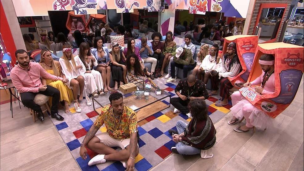 Participantes do 'BBB' 21 (Foto: Globo)