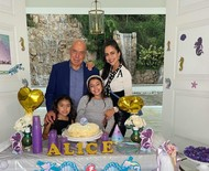 Daniela Albuquerque celebra 9 anos da filha na luxuosa mansão da família