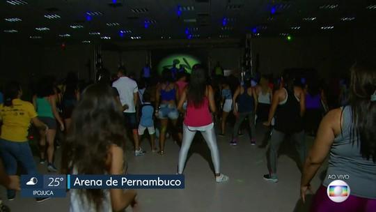 Super Virada na Arena de PE tem atrações culturais e esportivas durante 24 horas